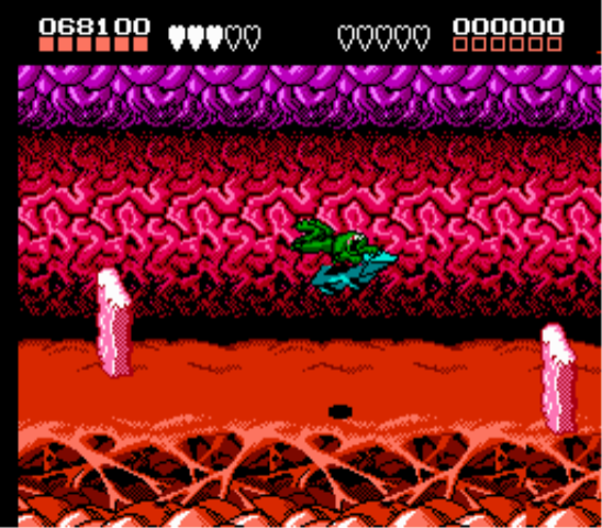 Battletoads. Memorize or die.