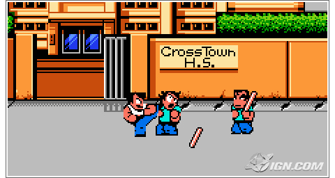 River City Ransom, a brutal game...and where's our remake?!
