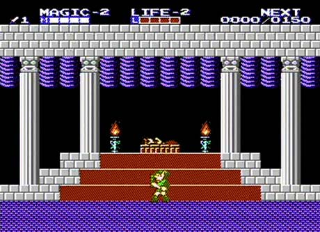 Zelda 2, a game I never played but millions of others did