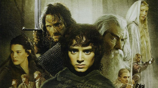I'm sure I'm not the only that could have used an intermission during LOTR