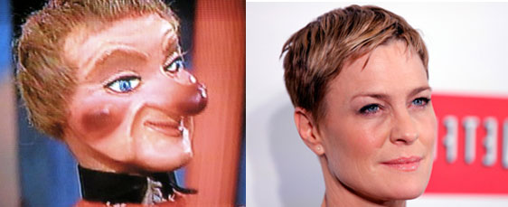 House of Cards Lady Elaine