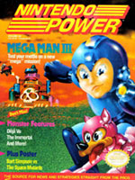 Nintendo Power. Our Bible.